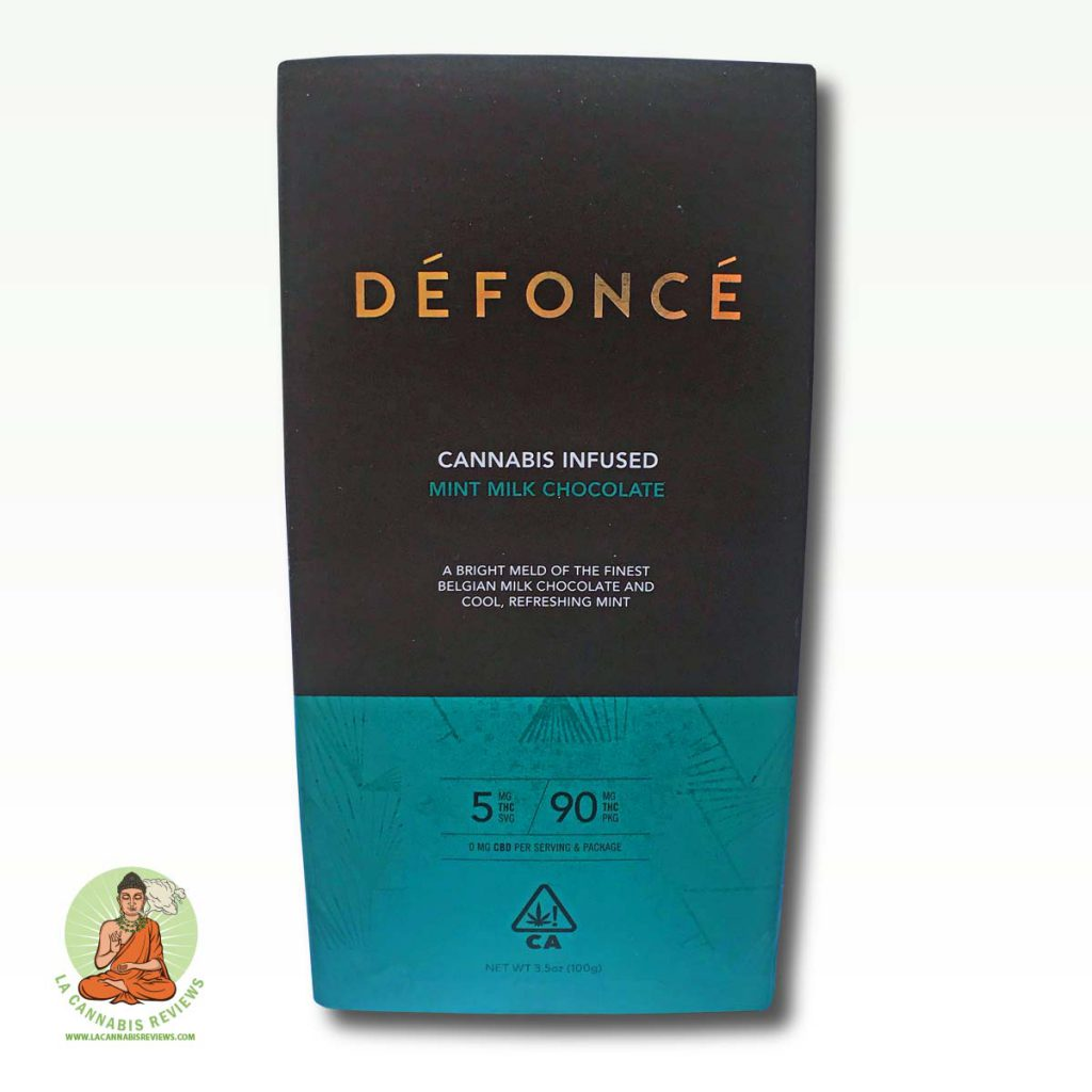 Defonce Chocoloate Bar