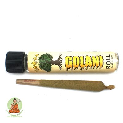 Light Club – Hash Bullet vs Golani Pre-Roll