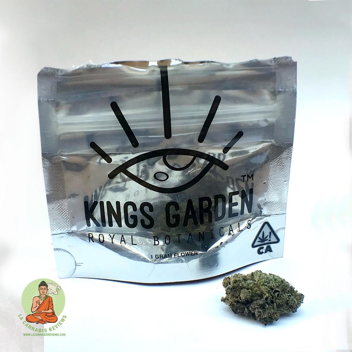 LA Kush: Gelato (Hybrid) - King's Garden