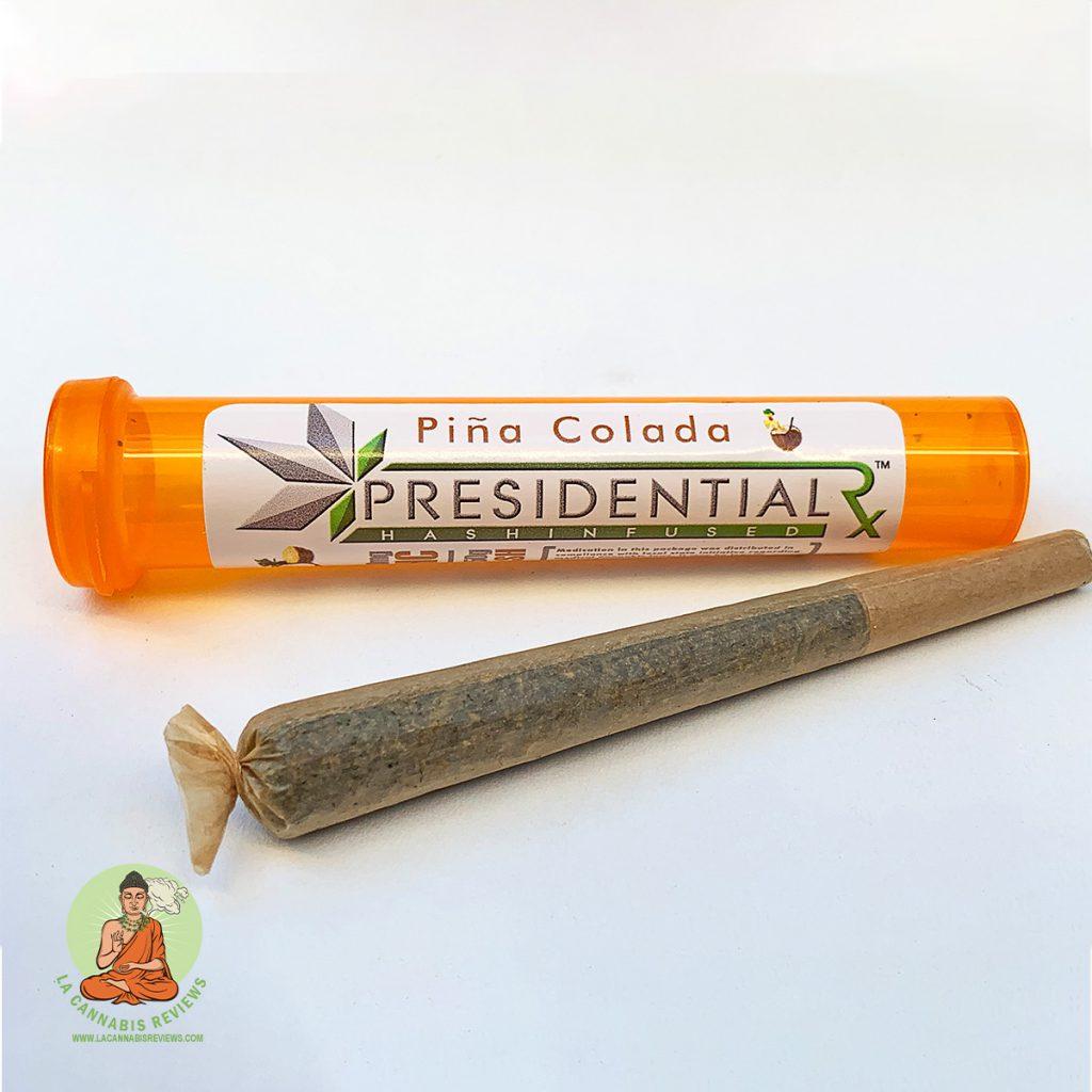 TreeTop LA: Presidential Rx Pre-Roll Joint (Pina Colada)