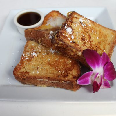Take Breakfast To The Next Level With This THC French Toast