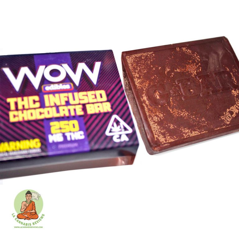 THC Infused Chocolate Bar (1000mg)