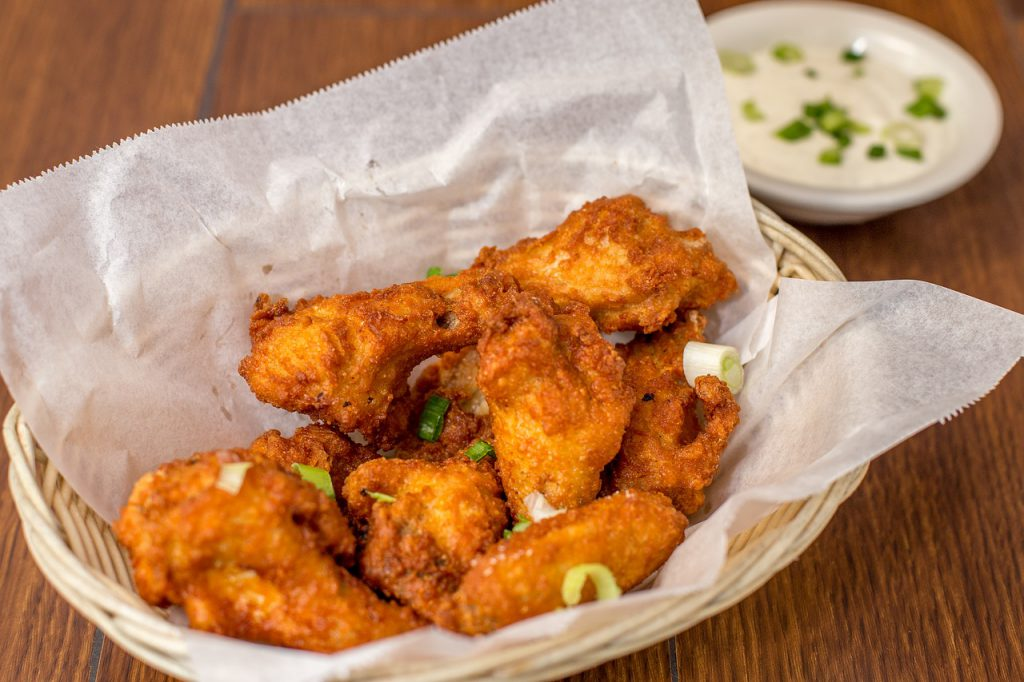 Get Ready For The Big Game With THC Buffalo Wings