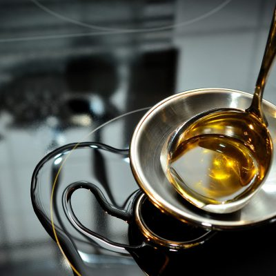Here's How To Make Cannabis Cooking Oil At Home