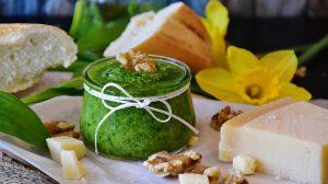 This Pot Pesto Recipe Is Phenomenal (And Potent)