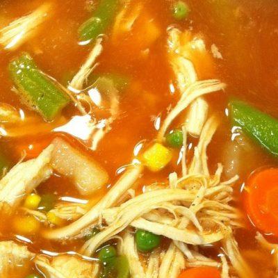 How To Make Cannabis Chicken Taco Soup Like A Pro