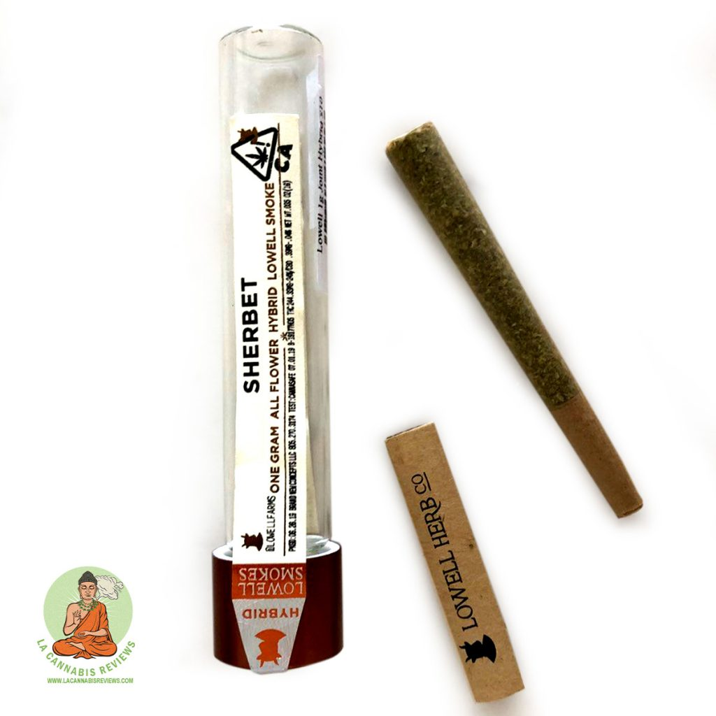 The Green Easy Lowell's Sherbert Hybrid Pre-roll