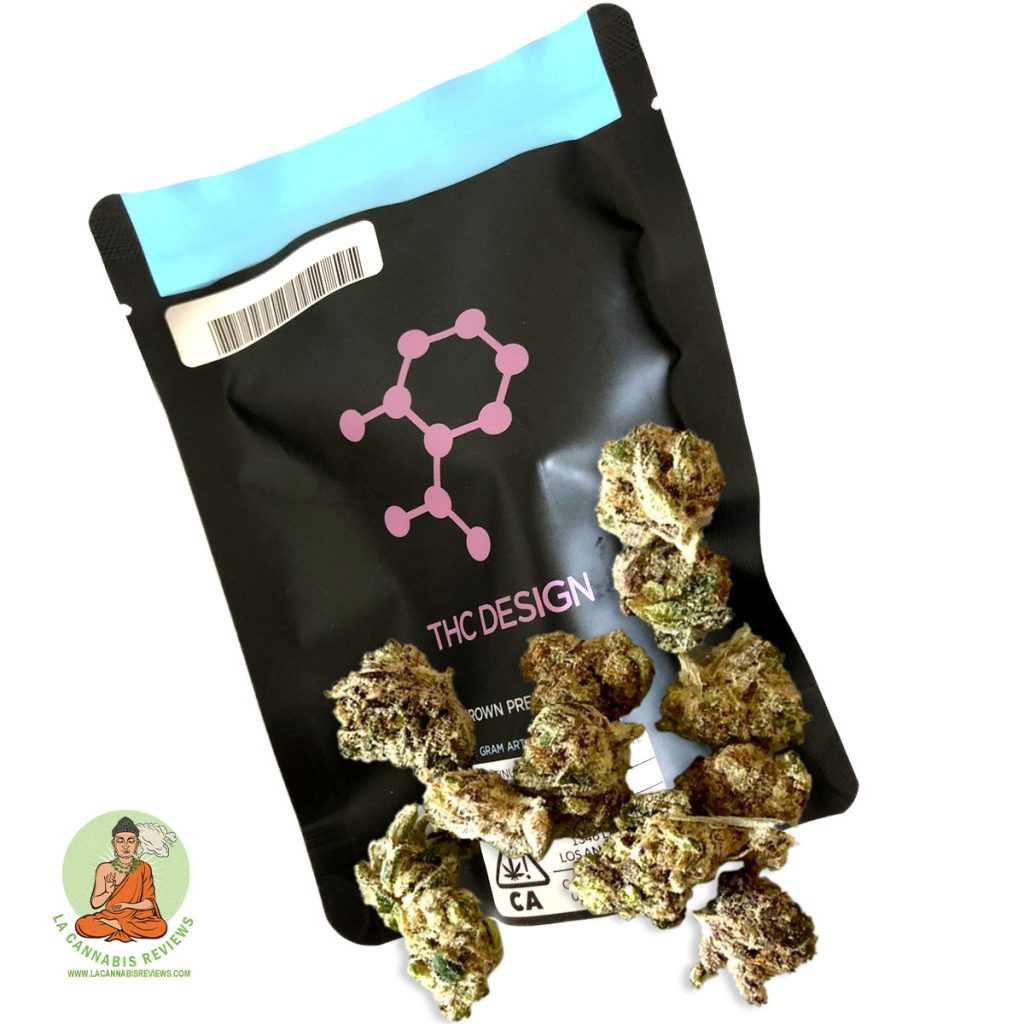 THC Design Platinum Scout Review The Relief Collective September 2020